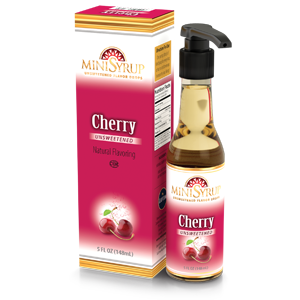 Cherry MiniSyrup 5 FL OZ (148 ml)