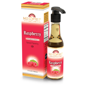 Raspberry MiniSyrup 5 FL OZ (148 ml)