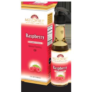 Raspberry MiniSyrup 5 FL OZ (148 ml)