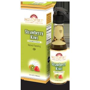 Strawberry Kiwi MiniSyrup 5 FL OZ (148 ml)