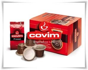 Covim - Nespresso Capsules